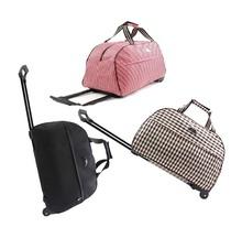 New 2013 donne di modo e gli uomini viaggiano ruote bagagli borse valigia per bagagli di viaggio trolley bagaglio a rotazione 50(China (Mainland))