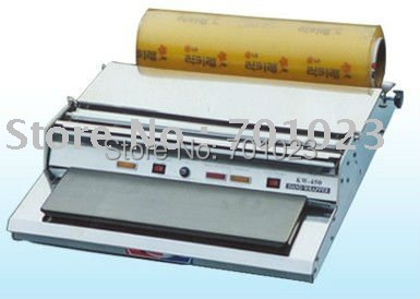 Pretty Minitype Voltage applied 220V by stainless steel heating hand wrap machine