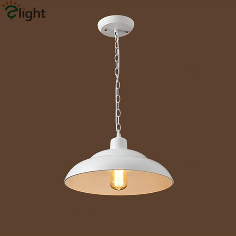 RH Loft Nordic Retro Dining Room LED Pendant Light American Country Kirkland Hanging Light Iron Suspension Light(China (Mainland))