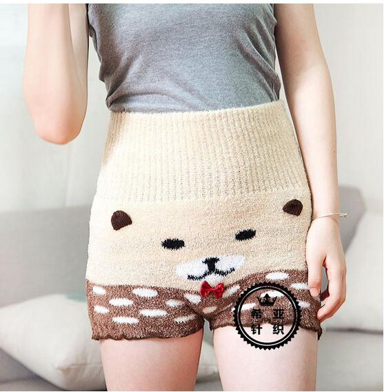 Kawaii Rilakkuma Bear Beach Home Cartoon Casual Shorts Retail(China (Mainland))