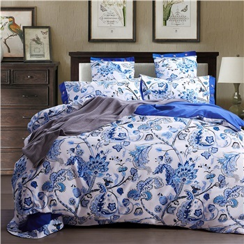 Wholesale hot seller fire horse 3d bedding set vivid for New bed dizain