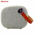 Noyazu T200 Handheld Fabric Art Bluetooth Blet Speaker Horn Diaphragm Wireless TF AUX Hand free Loudspeakers