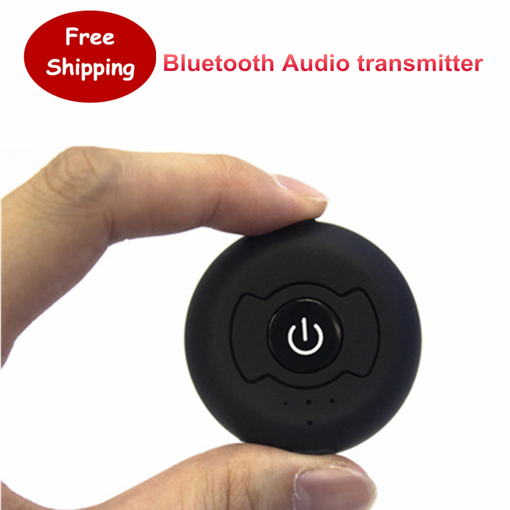 H-366T Bluetooth 4.0 A2DP Loudspeaker Wireless Audio Bluetooth Transmitter Music Stereo Dongle Adapter for TV Smart PC DVD MP3(China (Mainland))