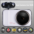 Dual 2 Camera FULL HD 1920x1080 Car Camera Cam Video Recorder Car DVR 3 TFT LCD