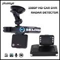 2 in 1 Car DVR Radar Detector 1080P HD Dash Cam Night Vision Car Camera Recorder