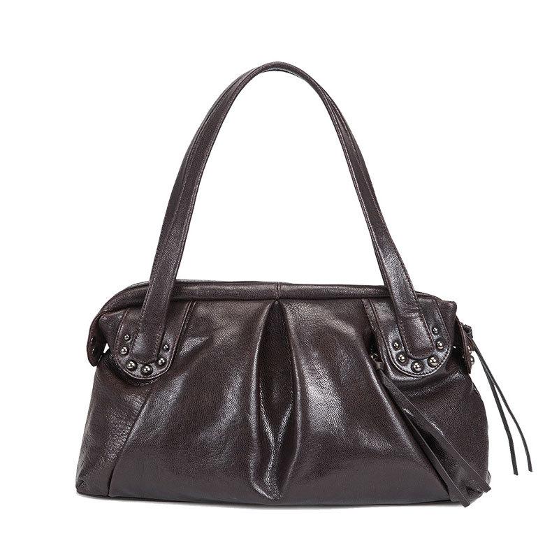 Omdi leather handbag  2015 ladies handbag  Sheep Purse shoulder bag<br><br>Aliexpress
