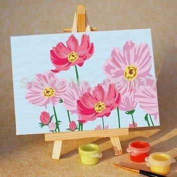 wholesale retailed10*15 diy handmade painting by numbers/digital paintings art gift/DIY paintings toys+Free shipping