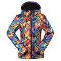 Hot Sale Ladies Autumn Windbreaker Outdoor Coat Hiking Camping Softshell Jacket Women Water Resistant Trekking Jaqueta