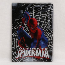 Buy PVC Spider-man Passport Holder Travel Accessories Waterproof ID Card Holders Passport Cover Multifunctional Travel Document Case for $1.59 in AliExpress store