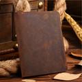 Vintage Men s Genuine Leather SHort Wallet Credit Card Holder Purse Handbag Free Shipping