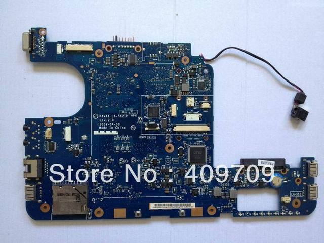 100%  NEW  100% Hot!!!  KAVAA  For Toshiba laptop motherboard NB205 NB200 LA-5121P K000078610 low price