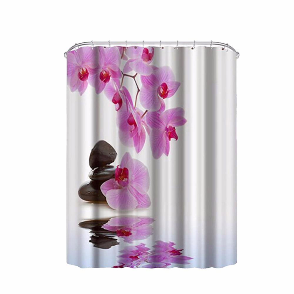 Cortinas De Baño Quality: de Cortinas de baño Ducha Accesorios de Baño Cortina de Baño(China