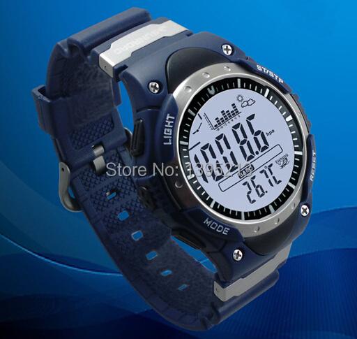 часы для рыболова с компасом