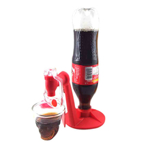 Attractive Novelty Fizz Saver Soda Dispenser Drinking Dispense Gadget for W/2 Liter Bottle,Free shipping JE24(China (Mainland))