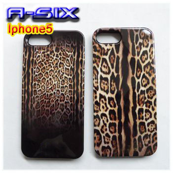 Free Shipping Just Cavallias Luxury Leopard Pattern Mobile Phone Case Cover for iPhone 5 5S 5G