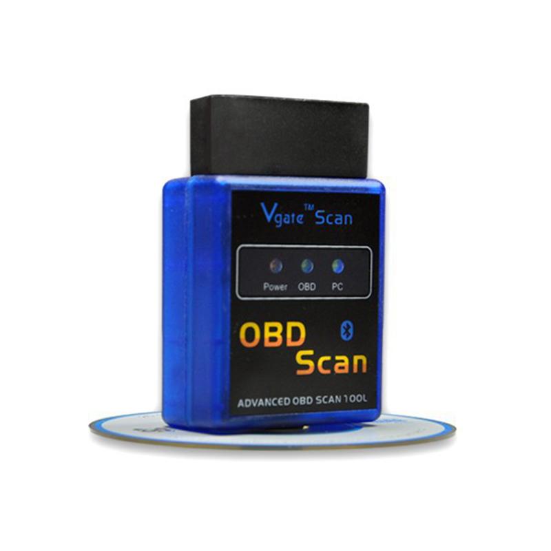 Mini ELM327 V1.5 Bluetooth Wireless OBD2 Auto Car Diagnostic Scanner Tool Car detector Tool(China (Mainland))
