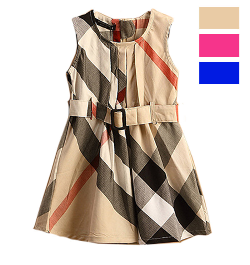 Discount Designer Kids Clothing Online childrens girl dresses plaid