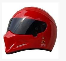 Electric car motorcycle helmet personalized Four Seasons Men fiberglass full-face helmet ATV4 / Deep tea visor S -XXL(China (Mainland))