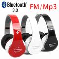 Universal N900 Bluetooth Headset V3.0 Stereo Bluetooth Headphone Wireless Bluetooth Earphone HandsFree For Samsung iPhone 4 5 5s
