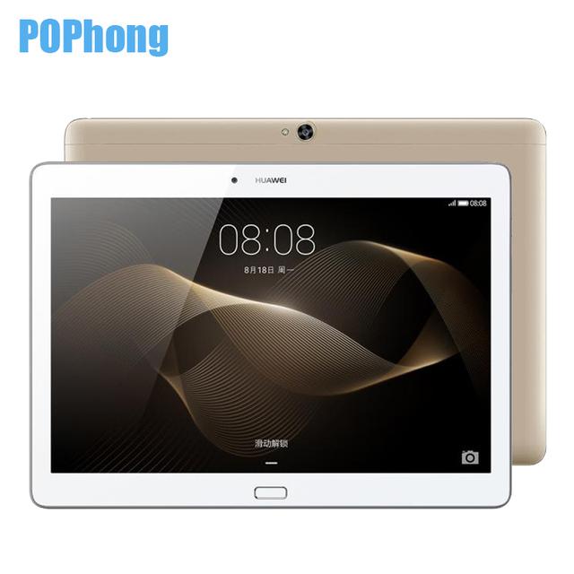 "Huawei MediaPad M2 10.0 4 г LTE 10.1 "" металлический корпус телефонный звонок планшет пк кирин 930 Octa ядро 3 ГБ оперативной памяти 64 ГБ ROM андроид 5.1 1920 x 1200"