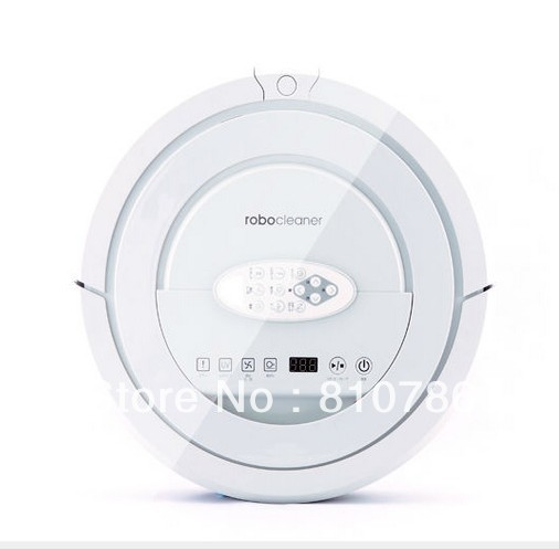 5 In 1 Multifunction Robot Vacuum Cleaner (Sweep,Vacuum,Mop,Sterilize),LCD Touch Screen,Schedule,2-Way Virtual Wall,Self Charge<br><br>Aliexpress