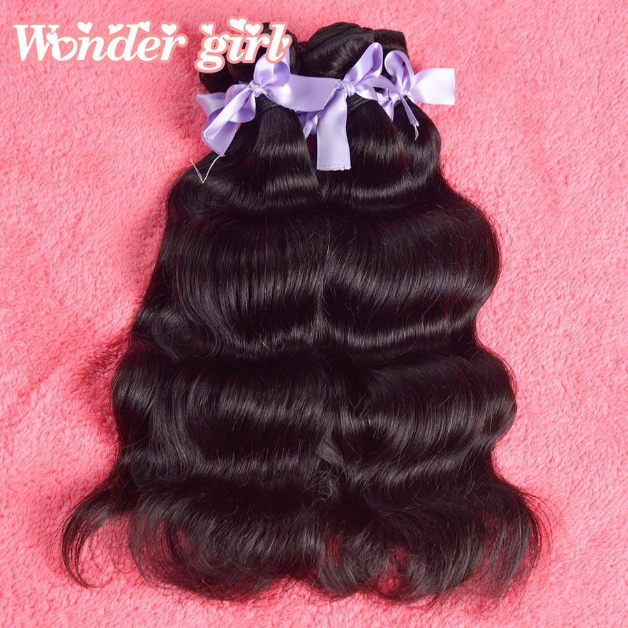Best Brazilian Virgin Hair Body Wave 3Pcs Lot Rosa Hair Products Human Hair Weaves  Brazilian Body Wave Hair Bundles Tangle Free
