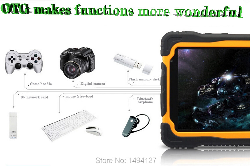 Assembly In China Smart Tablet Pc 7 Inch Otg Dual Sim 3g
