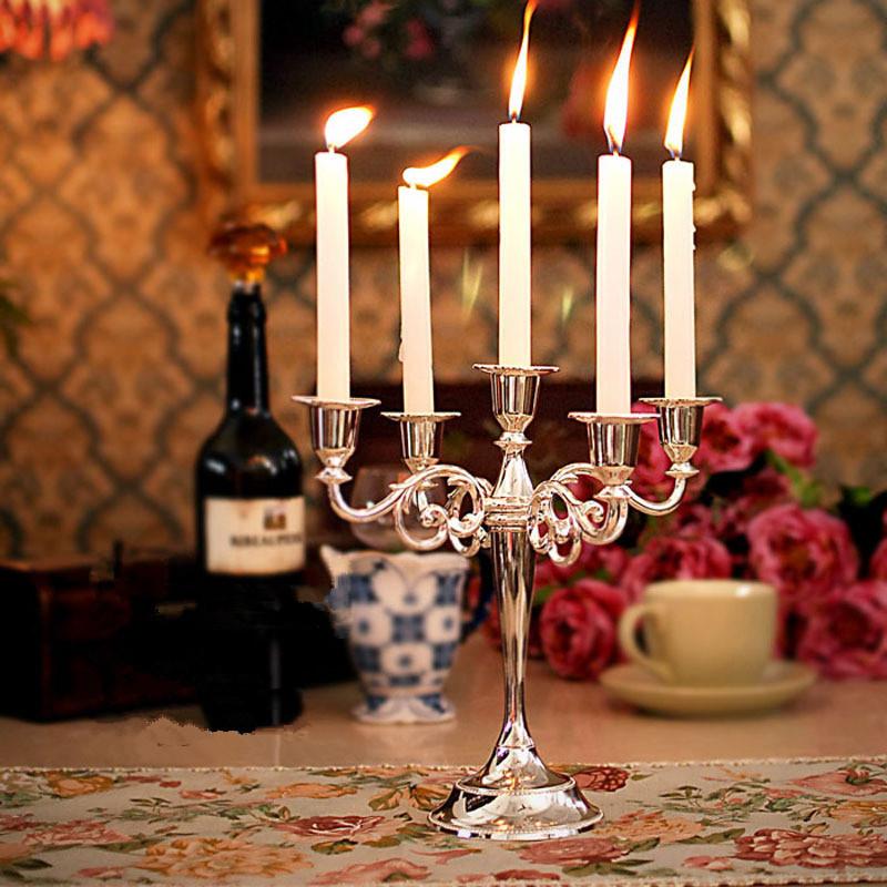 Канделябр для свечей своими руками