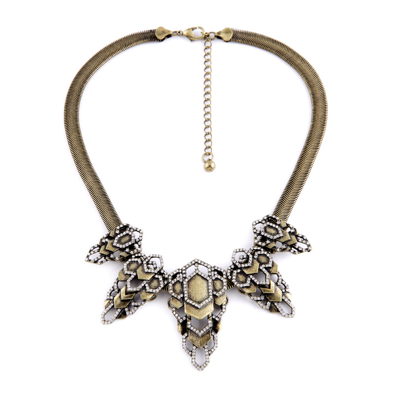 Buy Wholesale Jewelry Fashion Elegant New Women Retro Necklaces From Reliable