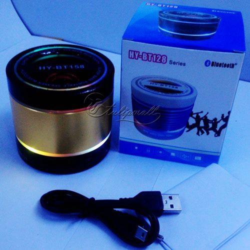 Colorful Bluetooth Speakers Speakers 5pcs Color Light