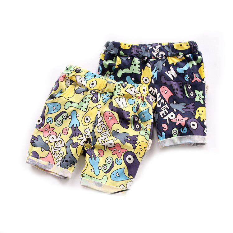 Шорты для мальчиков PXUE KIDS 2015 kids shorts шорты didriksons1913 meron kids shorts 500046 размер 120 см цвет 377 маковый