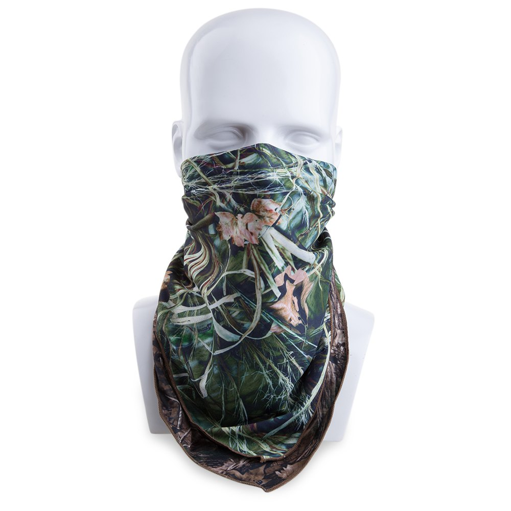 Best Promotion Camouflage CS Face Mask for Cycling Hunting Fishing Outdoor Tactical Scarf Bionic Camo Quadrangular Face Masks(China (Mainland))