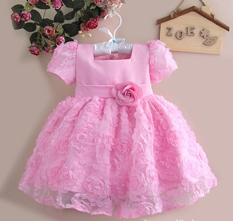 Детское Платье На Годик Купить