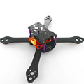 Martian V3 220 FPV Drone Racing Carbon Fiber 4mm Replacement Arm Frame kit Better than QAV