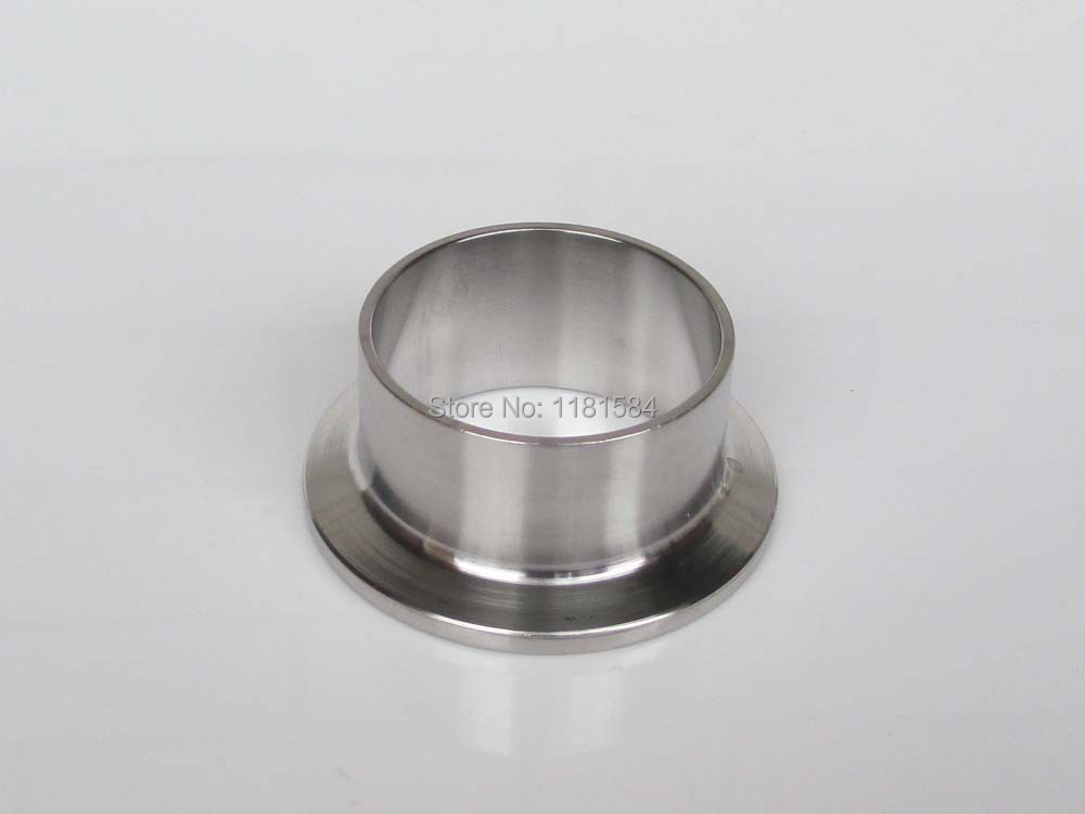 Mm sanitary weld on ferrule tri clamp stainless