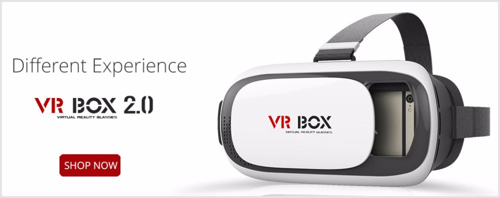 VR BOX 3D Virtual Reality Glasses Google Cardboard 3D Movie Game With Bluetooth Remote Control for 4.7″-6.0″ Smart phone