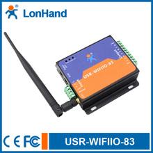 [ Usr-wifiio-83 ] 8 канал wi-fi релейная плата / пульт дистанционного управления wi-fi переключатель