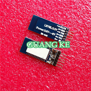 5 Bluetooth Serial Transceiver Module Base Board HC-06 HC-07 HC-05 Arduino clear buttons - GUANGKE ELECTRONICS CO.,LIMITED store