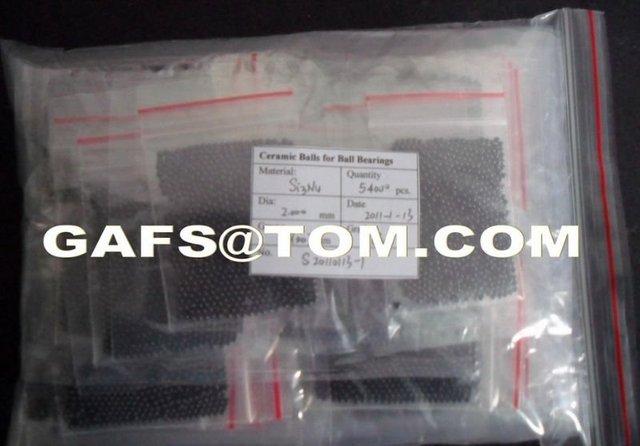 A M@rt Ceramic Blls! 2mm G10 Silicon Nitride (Si3N4) Ceramic Balls 2mm Black Ceramic Balls/2mm SiN Balls =SiN2mmG10-240PcsV1