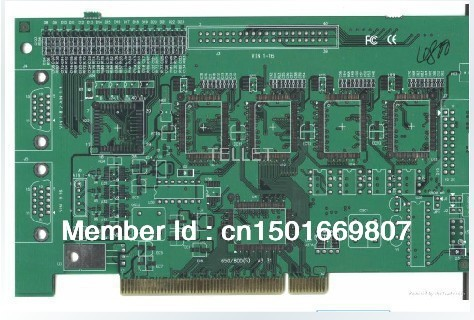 10pcs 8-Layer Pcb boards Sample Production less than or equal to 10*10cm size diy