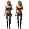 Meia 1pc Camouflage Leggings Fashion Womens Workout Leggings Fitness Trouser Pants New Arrival Nov11