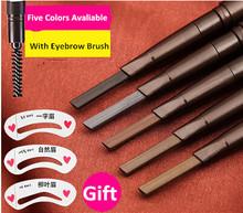 Waterproof eyebrow pencil sourcils enhancer ( crayon a sourcils / lapis de sobrancelha / lapiz de cejas/ matita per gli occhi )