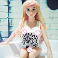 High Quality 100cm Real Silicone Sex Dolls Skeleton Japanese Adult Mini Lifelike Oral Love Dolls Vagina