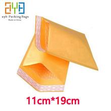 Kraft Bubble Mailers Padded Bubble Envelopes Bags Envelope Mailing Bag(China (Mainland))