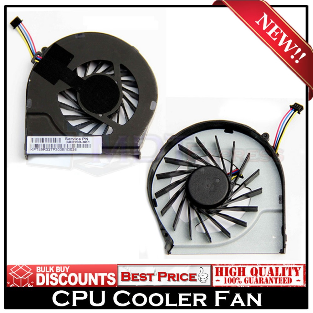 New! Original CPU Laptop Cooler Cooling Fan for HP Pavilion G4-2000 G7 g7-2000 G6 G6-2000 G7-2240US FAR3300EPA KIPO 683193-001(China (Mainland))