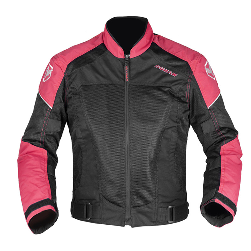 DUHAN Men's Motocross Racing Sports Body Protective Jaqueta Five Protector Clothing Breathable Mesh Motorcycle Riding Jacket - Top-touch Technology Co.,Ltd store