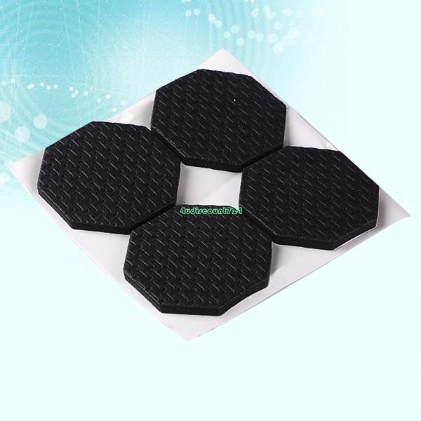 Гаджет  chair desk furniture leg floor protector adhesive sticky octagon mat cushion EQA698 furniture accessories  None Мебель