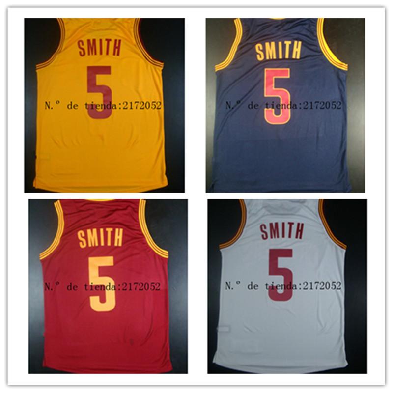 2016 nuevo estilo #5 j.r Smith inicio / carretera / Jersey , nuevo Material para hombre blanco amarillo azul rojo Jerseys(China (Mainland))