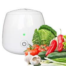 Air Cleaner Sterilizer Ozone Generator Ozonator ionizer O3 Timer Air Purifiers Freezer Deodorizer For Vegetable Fruit Fresh(China (Mainland))
