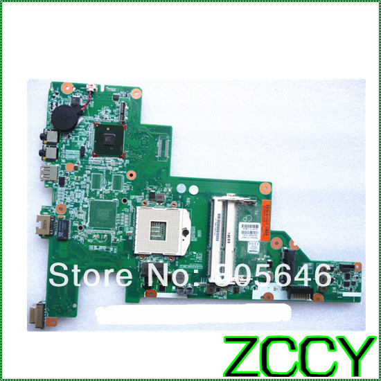original for HP CQ43 CQ57 laptop 646175-001 HM55 integrated motherboard ,Fully tested(China (Mainland))
